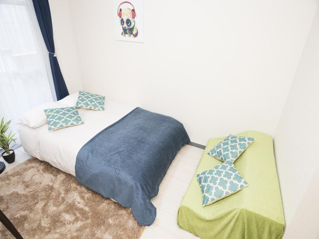 Interior view KSK Apartment in  Fukuoka #310 Best for 4 pax and convenient for sightseen