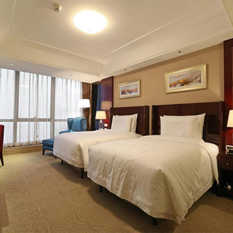 Superior Twin Room Taiyuan International Parkview Hotel