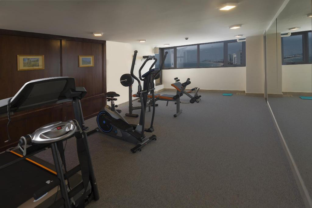 fitness centrum Seven Sea Hotel Da Nang