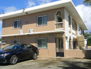 Pedro's Villa Tumon Blue and Taupe Condo
