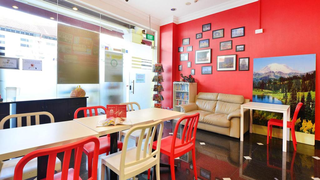 טרקלין מנהלים ZEN Hostel Serangoon Road