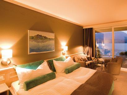 Twin Room with Lake View - Schilthorn