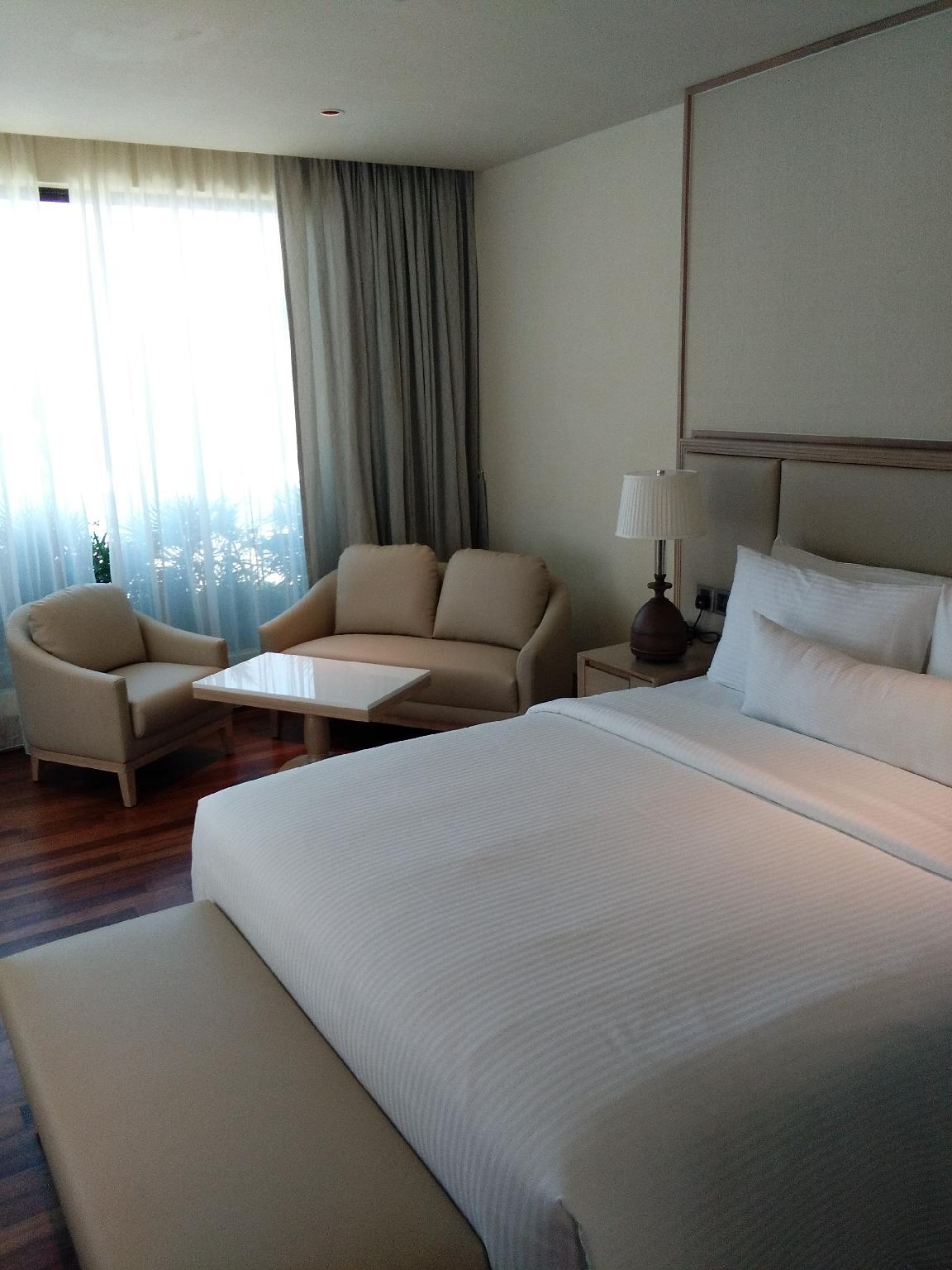 海景套房 - 有陽台 (Ocean View Suite with Balcony)