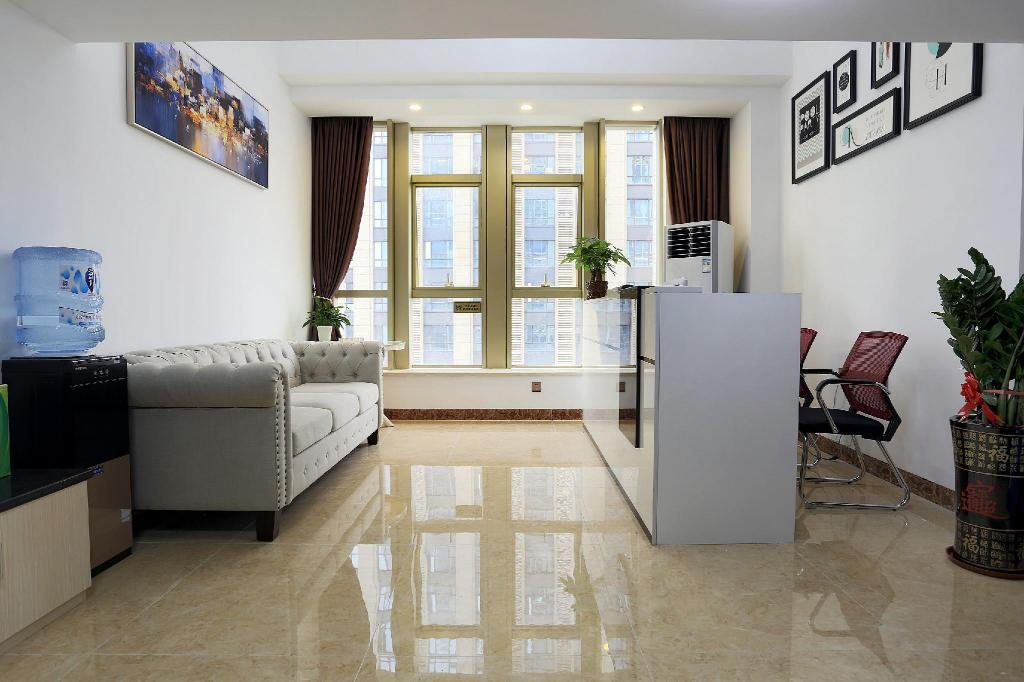 לובי Inn Hotel Apartment