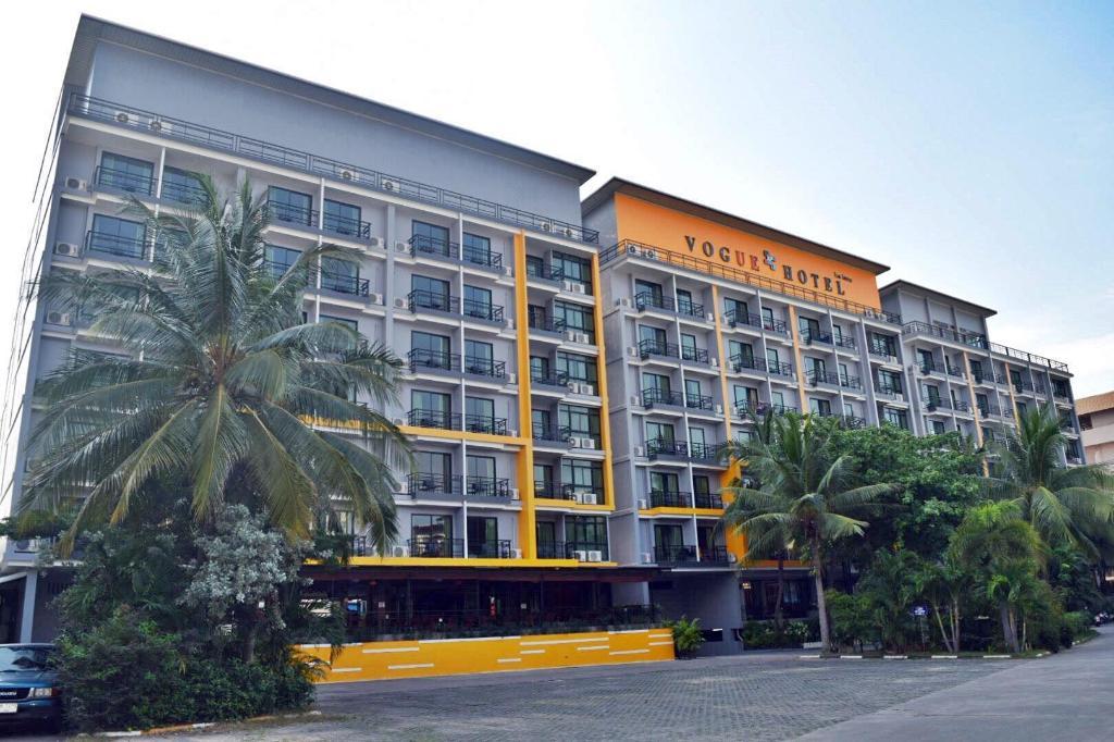 Kết quả hình ảnh cho khách sạn The Vogue Pattaya