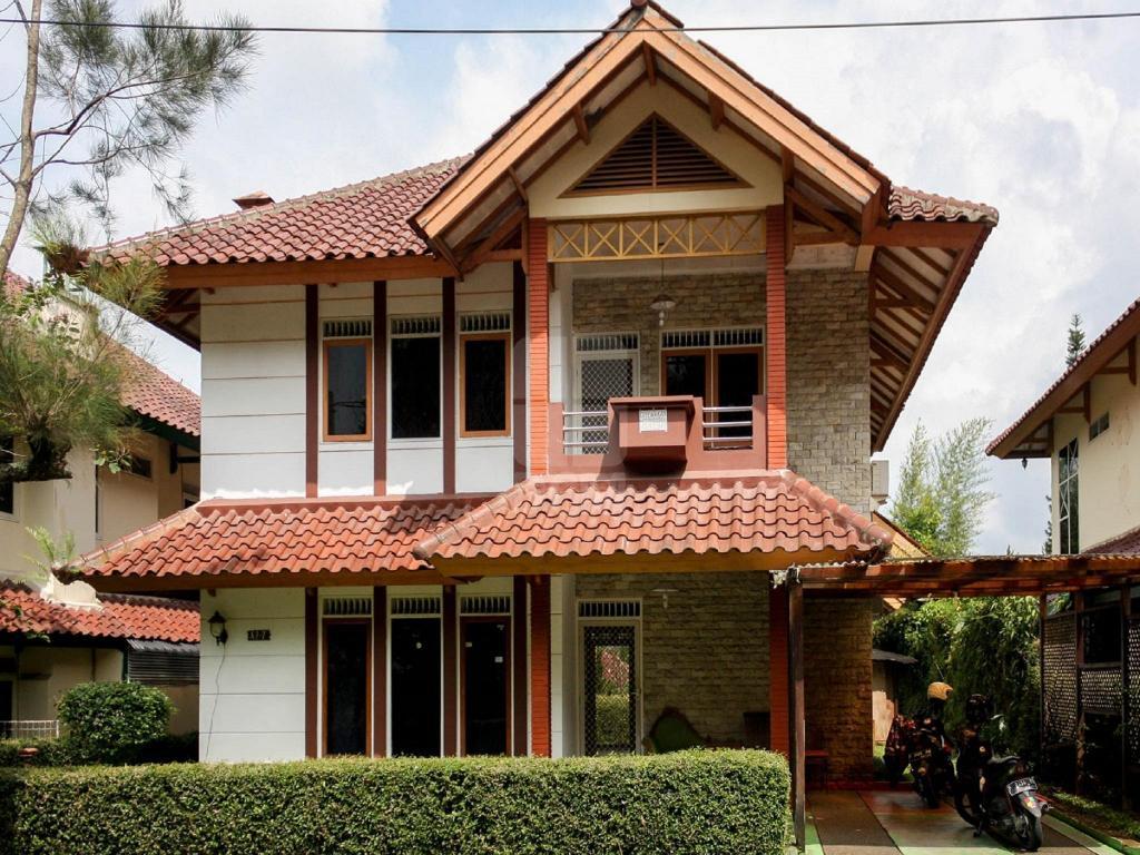Villa Kota Bunga Blok A In Puncak