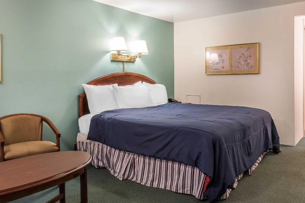 2 llits dobles Rodeway Inn and Suites Hershey