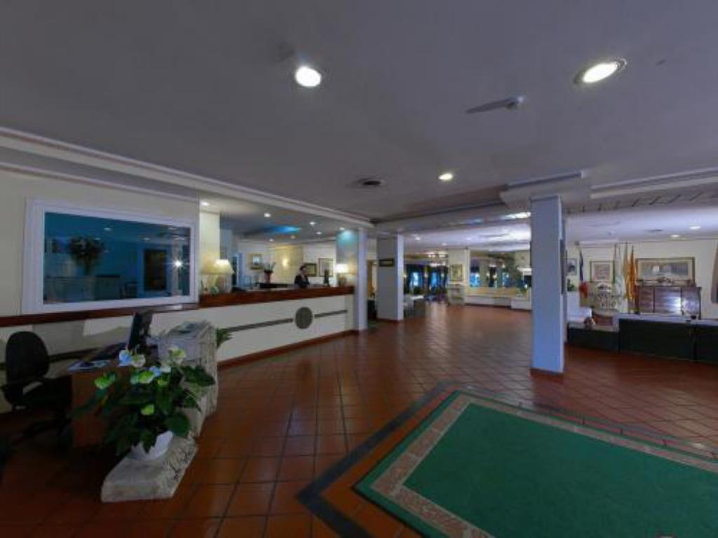 Lobby Orizzonte Acireale Hotel
