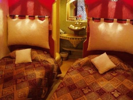 Bab Sahara Twin Room