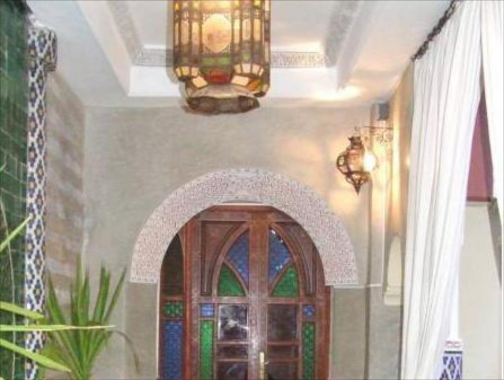Interior view Riad Assalam