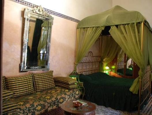 Zoubida Double Room