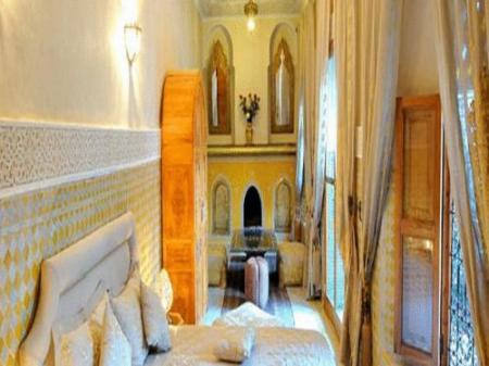 Interior view Riad & Spa Laurence Olivier