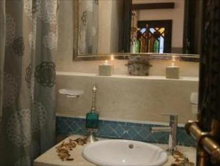 Bathroom Riad Nesma Suites & Spa