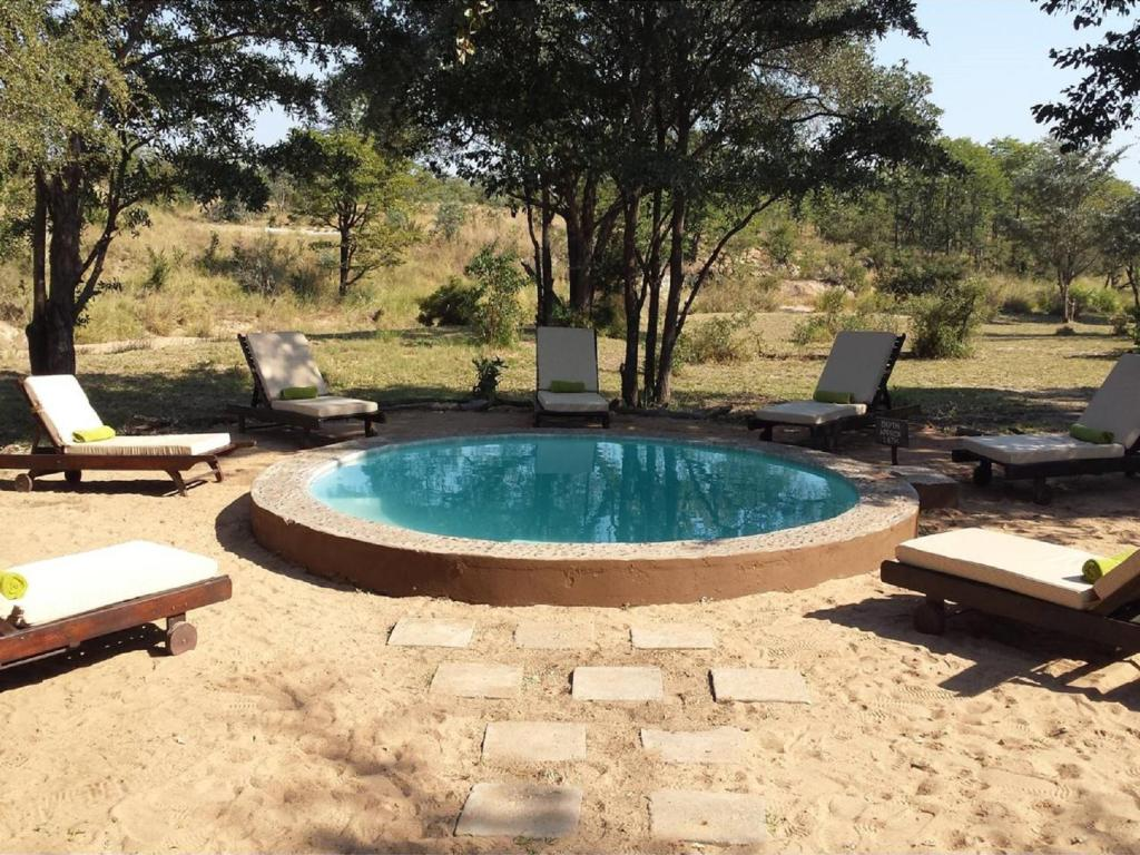 Exterior view Shindzela Tented Safari Camp and Walking Safaris Accommodation