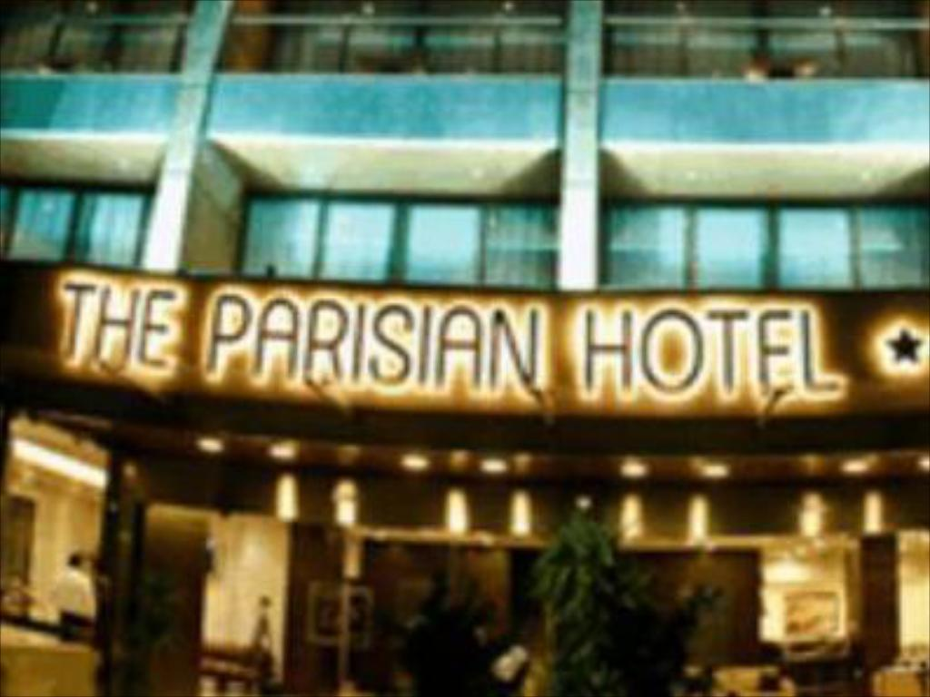 The Parisian Hotel