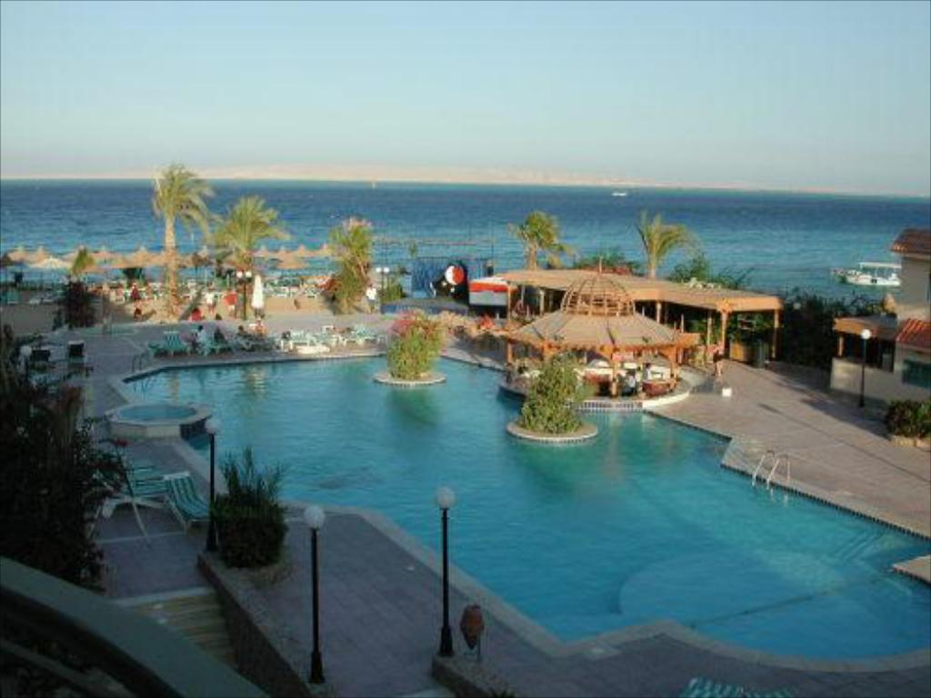 Piscina Bella Vista Resort Hurghada