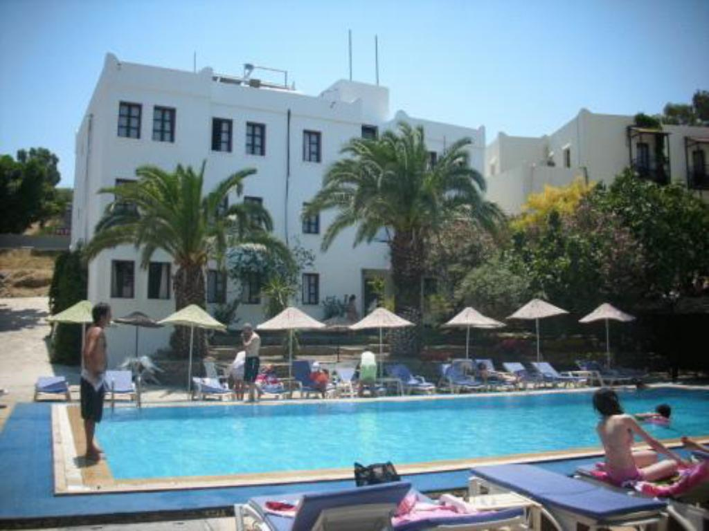 More about Bodrum Park Hotel