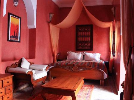 Superior Double Bed Dar Sohane Hotel