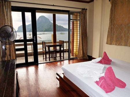 Standard Sea View El Nido Beach Hotel