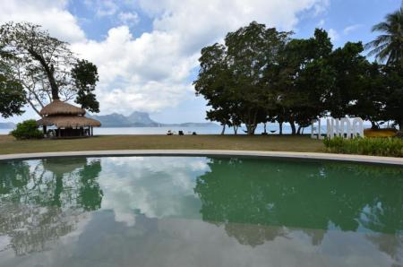 Swimming pool [outdoor] El Nido Cove Resort