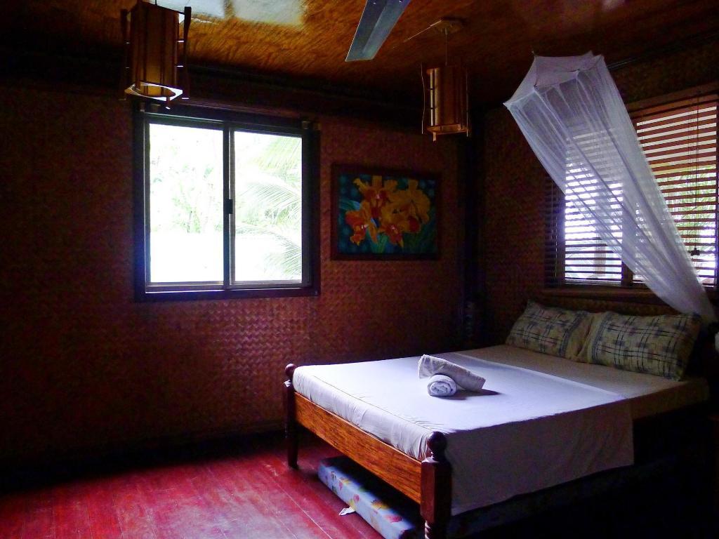 Caalan Apartment Bed La Salangane Beach Villa