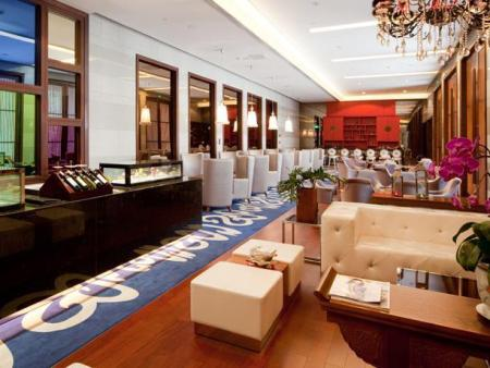 Interior view Royal Tulip Luxury Hotel Carat - Guangzhou