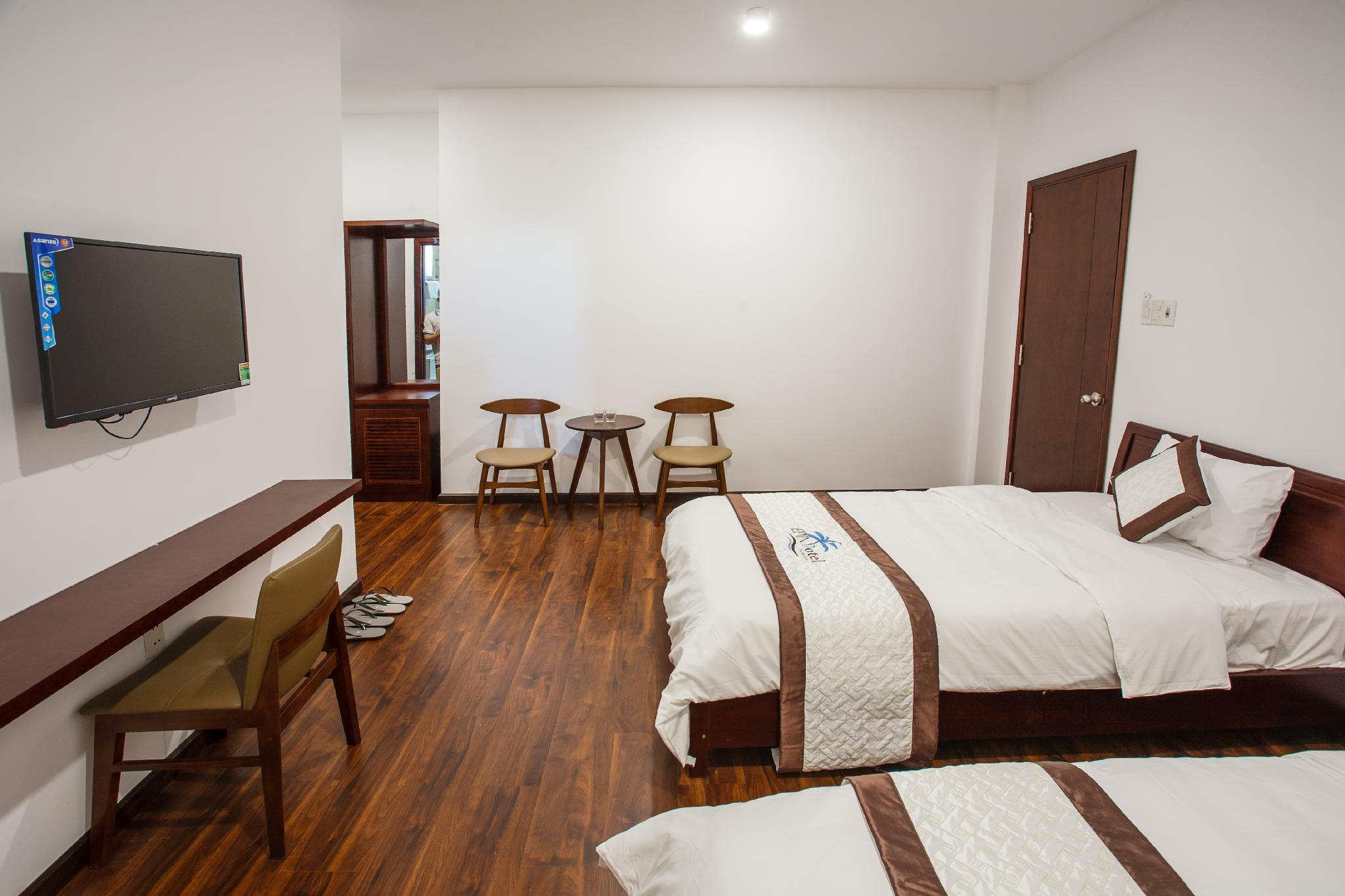 三人房(双人床+单人床) (Triple Room - 1 Double Bed + 1 Single Bed)