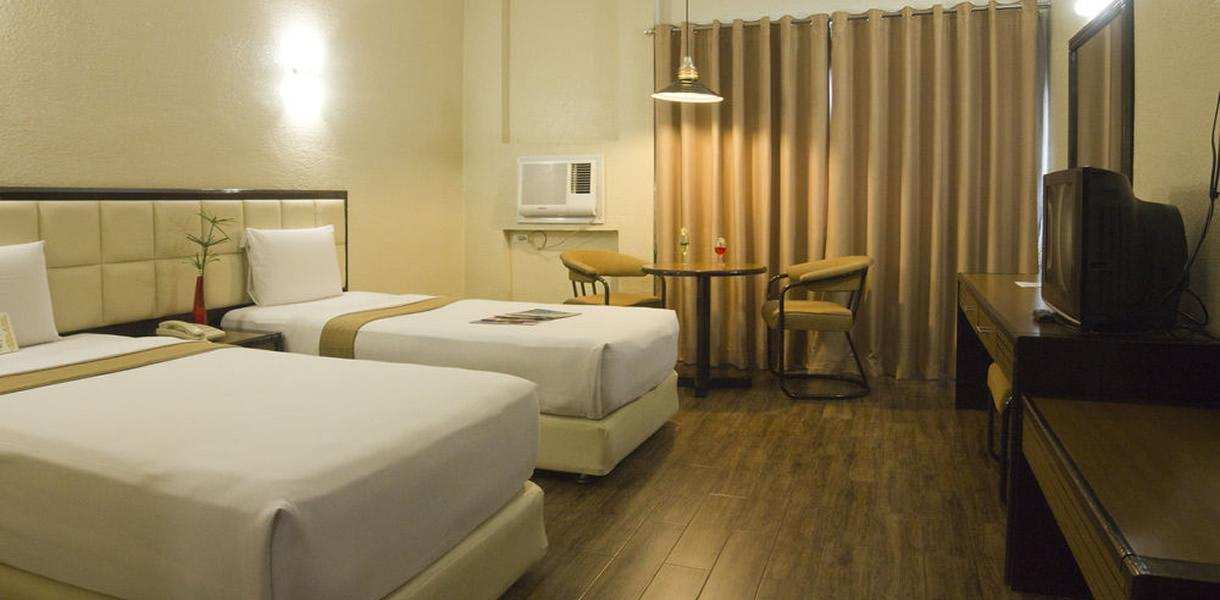Renovated Deluxe Twin Room