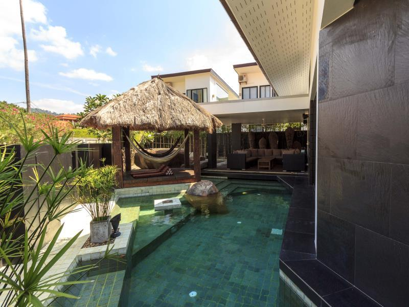 Luxury Pool Villa 3-Bedroom