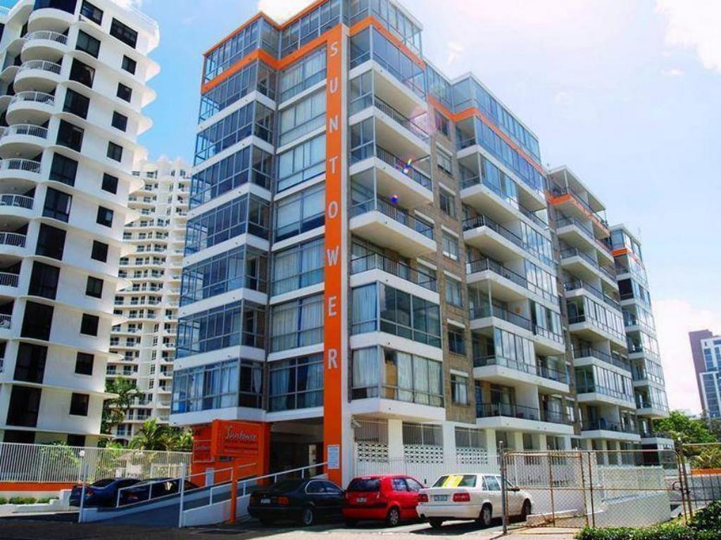 Suntower Holiday Apartments, Surfers Paradise, Gold Coast ...