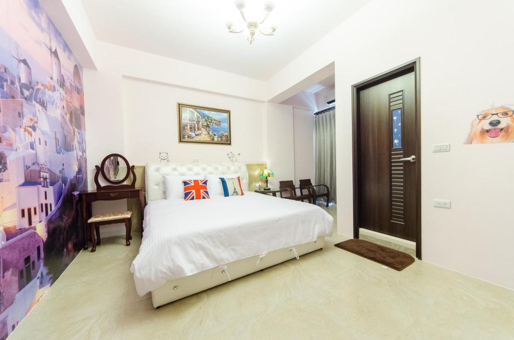 Near Hualien Commercial High School - Doule Room with balcony