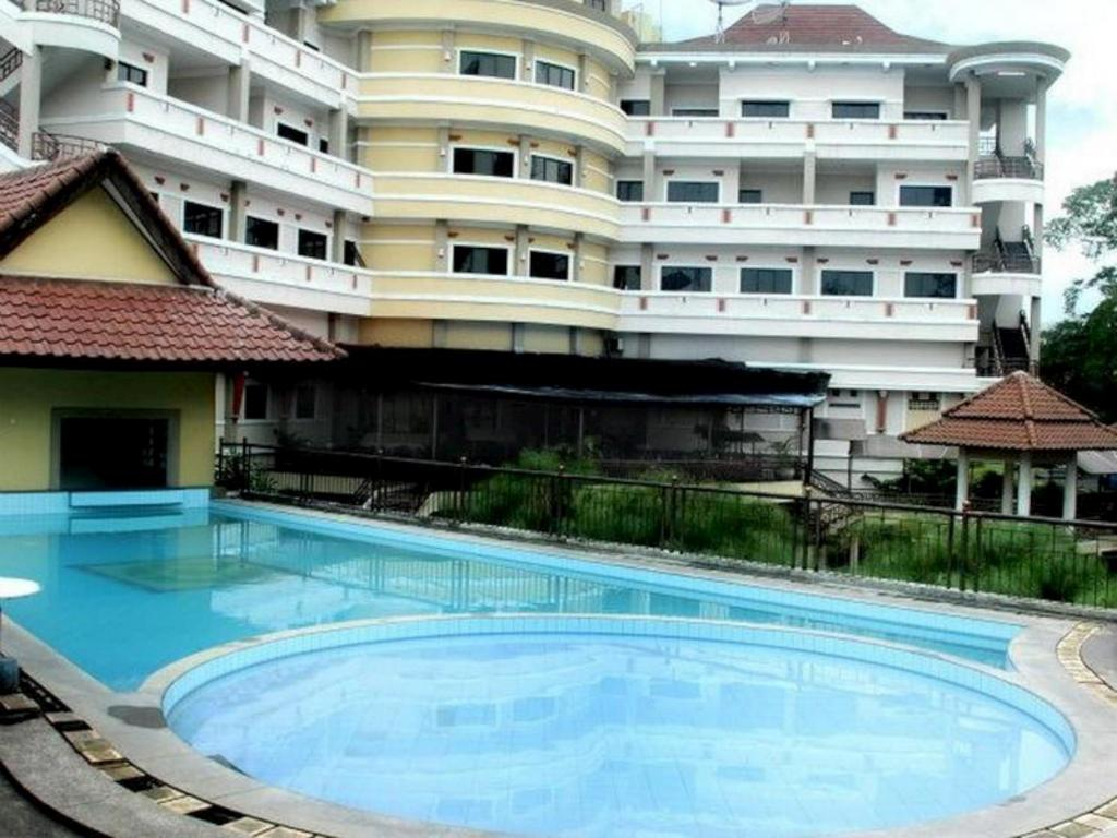 Informasi lengkap Karang Setra Hotel and Cottages