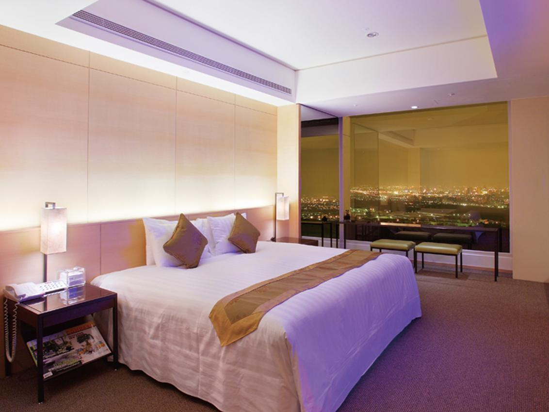 Freshfields市景房(特大床) (Freshfields City View King Room)