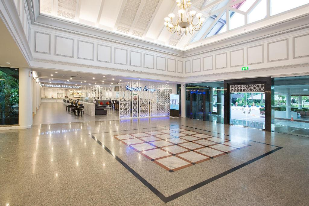 Hol The Imperial Hotel and Convention Centre Phitsanulok