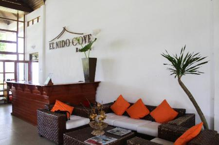 Lobby El Nido Cove Resort