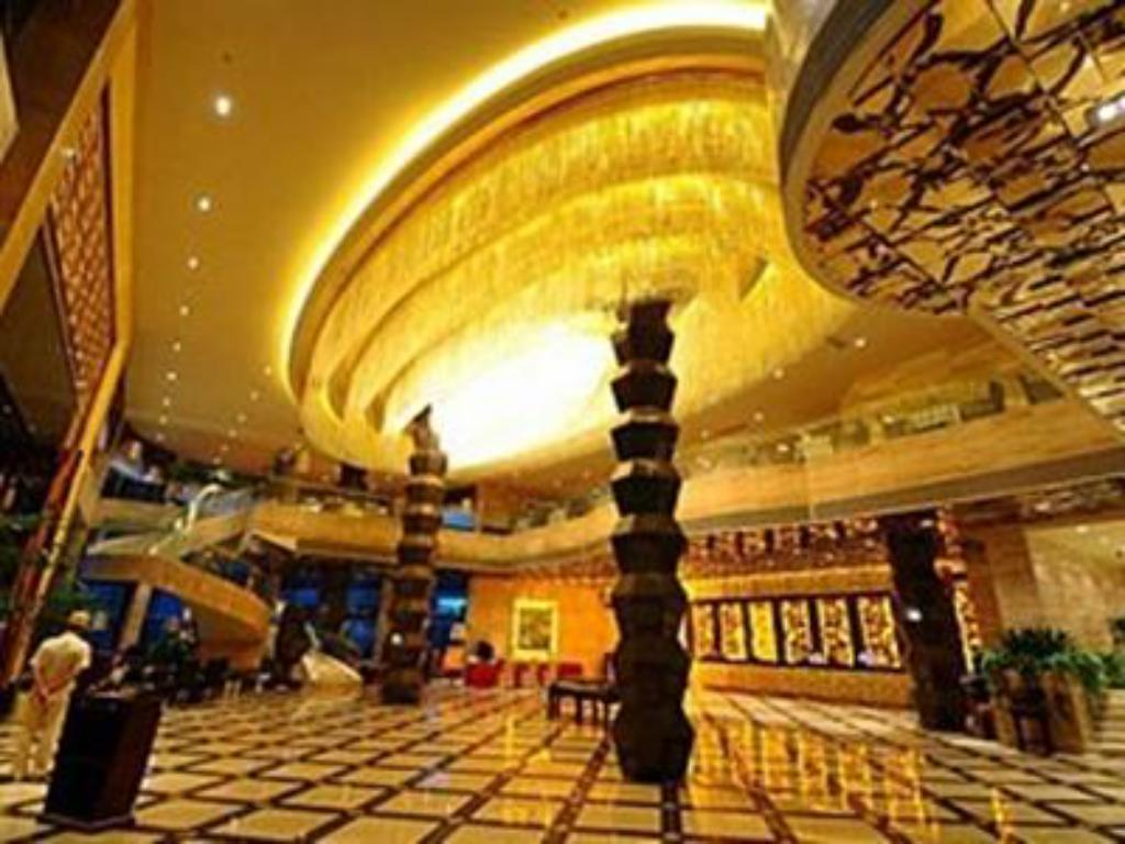 Lobi Guilin Dazheng Hot Spring Holiday Hotel