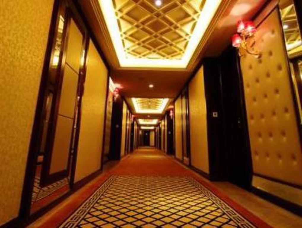 Pemandangan dalam Guilin Dazheng Hot Spring Holiday Hotel