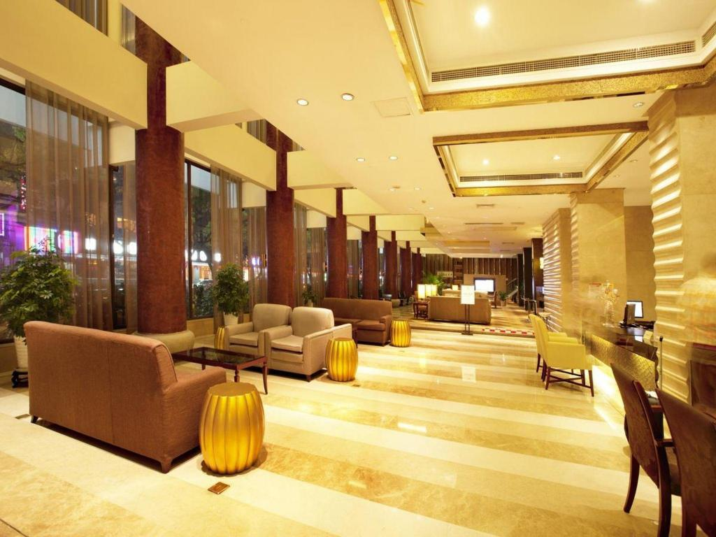 Suzhou Grand Garden Hotel In China Room Deals Photos Reviews
