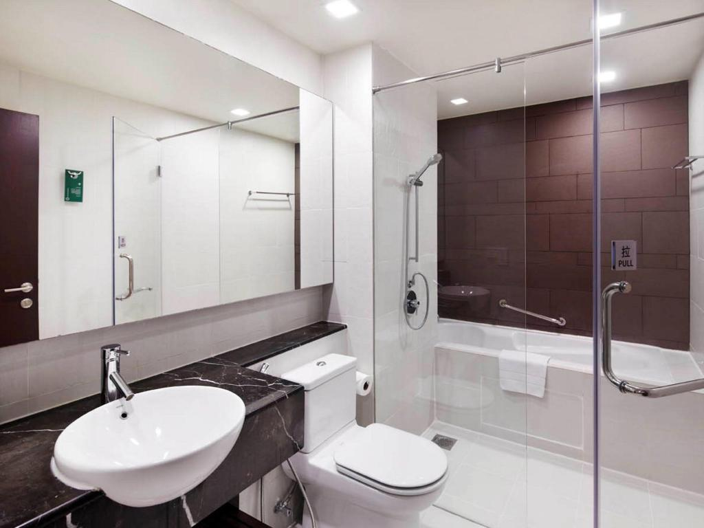 See all 6 photos PARKROYAL Serviced Suites Kuala Lumpur