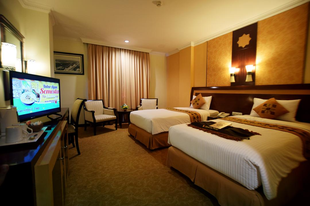 Standard Room - Christmas and New Year Dining Package