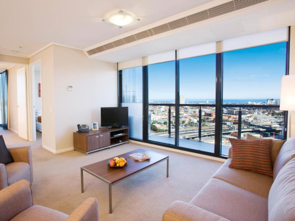 Interior view Melbourne Short Stay Apartments - Southbank Collection