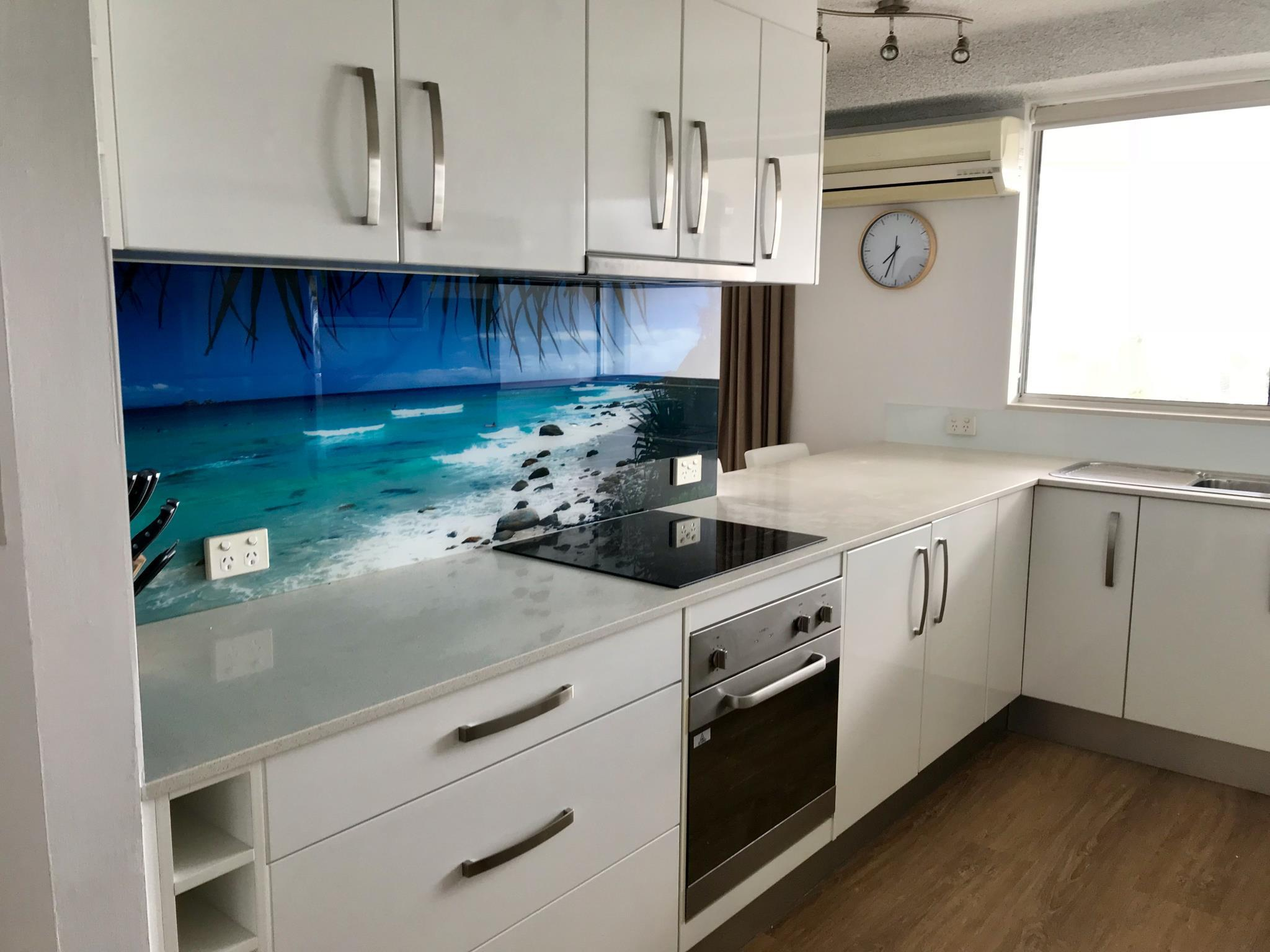 2 베드룸 오션뷰 아파트먼트 (에어컨) (2-Bedroom Ocean View Apartment with Air Conditioning)