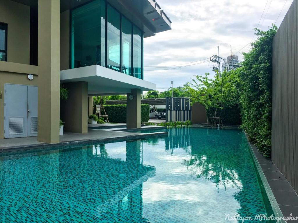 Swimming pool Baan Imm Aim Hua Hin