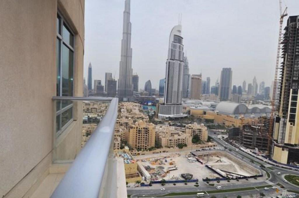 Интерьер 2 Bedrooms Apartment in Burj Views Downtown Dubai