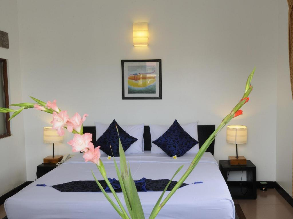 Double Superior - Bed Frangipani Villa Hotel