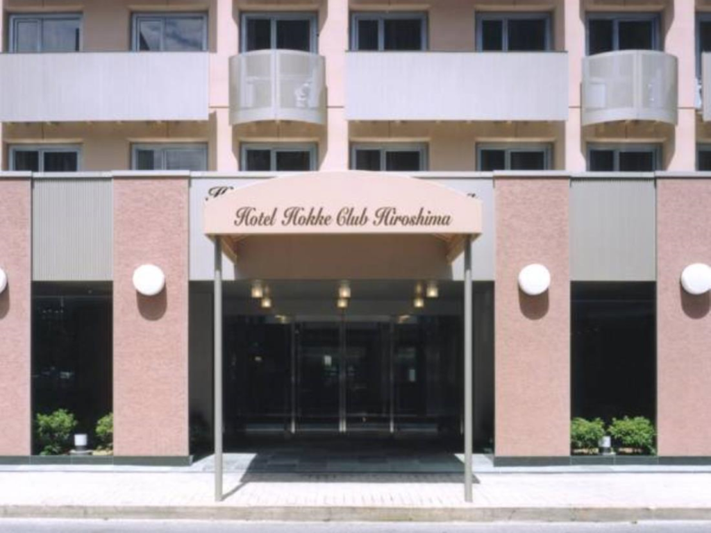More about Hotel Hokke Club Hiroshima