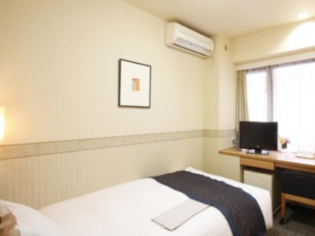 Single - Non-Smoking - Guestroom Hotel Hokke Club Hiroshima