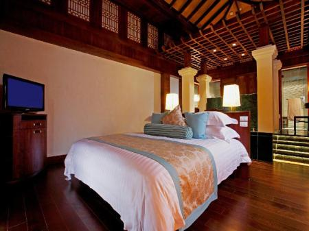1 Bedroom Pool Villa - Bed Centara Grand Beach Resort Phuket