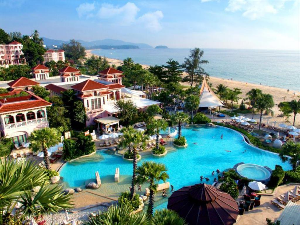 Swimming pool [outdoor] Centara Grand Beach Resort Phuket