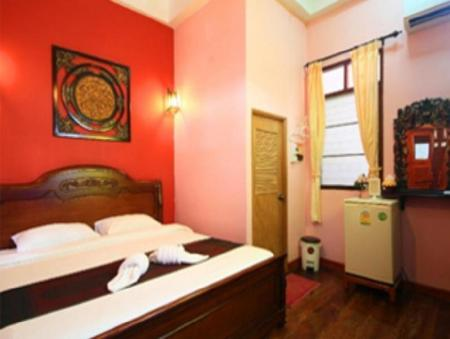 Chambre Supérieure The Old Chiangkhan Boutique Hotel